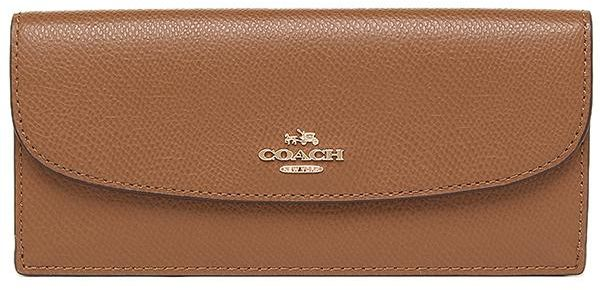 new style b29a5 4de2a Coach Brown Leather For Women - Flap Wallets Price in UAE ...
