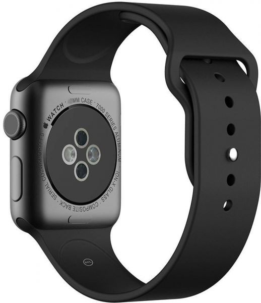 0c00906e59b Apple Watch Replacement Band - LNKOO Soft Silicone Replacement ...