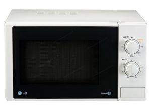 Lg 20 Liter Manual Control Microwave Ms2024dw