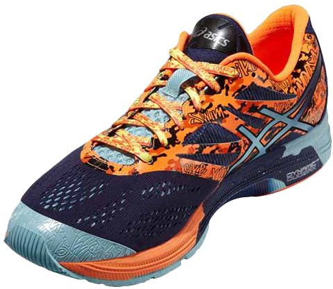 e21f380b3211 Asics Gel-Noosa Tri 10 Running Shoes for Men - Navy Blue Orange ...