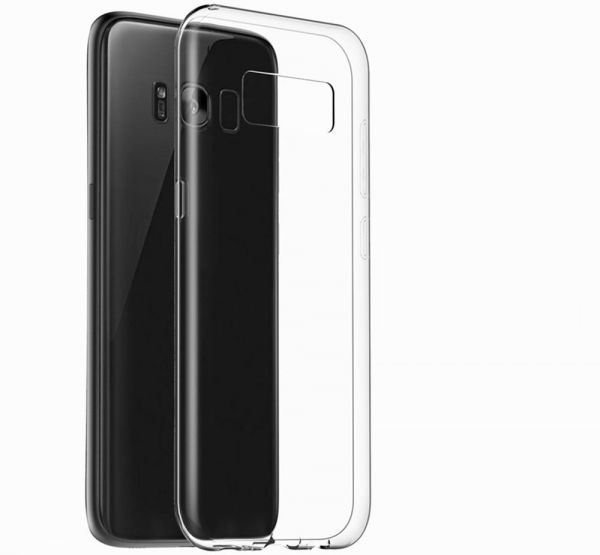 on sale 990d1 08c5d Clear Case for Samsung Galaxy S8 Plus