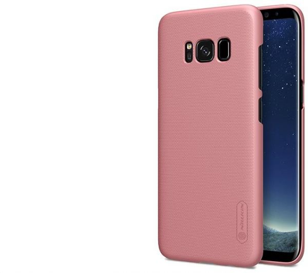 Nillkin Case for Samsung Galaxy S8 Plus Rose Gold Color