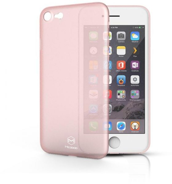 release date: f2569 a2c6c Mcdodo PP Case for iPhone 7 Plus, Pink