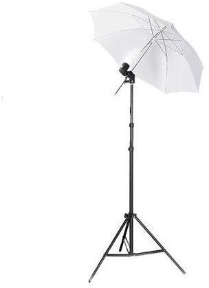 Coopic 2 4m Light Stand With Umbrella Light Holder With 135w Light