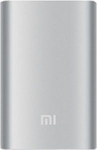 XiaoMi 10000 mAh 5V 2A Power Bank - Silver