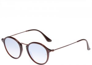 39458b8512 Ray-Ban Round Women s Sunglasses - RB2447N-62569U- 49 - 49 -21 -145 mm