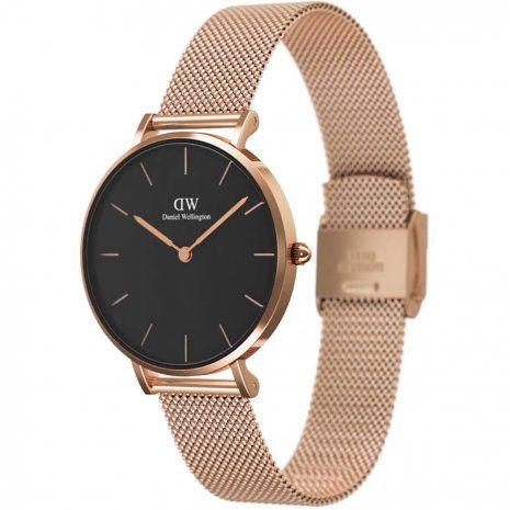 3c7055b9b829 Daniel Wellington Petite Melrose 32mm Ladies Watch DW00100161