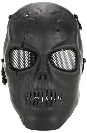 Tactical Airsoft Mask Full Face Costume Mask Outdoor Protective Face Mask for Wargame Airsoft Halloween Party Cosplay  sc 1 st  Souq.com & ??? | ???? Tactical Airsoft Mask Full Face Costume Mask Outdoor ...