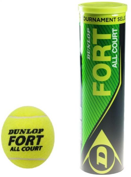 Tennis Ball Dunlop Fort 601234 Souq Uae