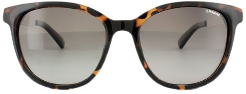 d1c96ec92 Polaroid Rectangle Women's Sunglasses - PLD 5015/S LLY/94 - 58-16-140 mm