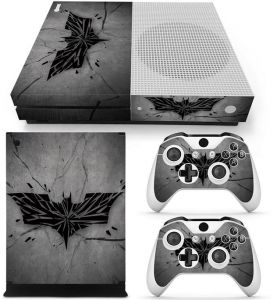Objective Batman And Joker Xbox One S 1 Sticker Console Decal Xbox One Controller Vinyl Faceplates, Decals & Stickers Video Game Accessories