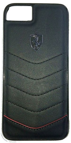 65a0cbfa317be0 Ferrari Heritage Collection Genuine Leather Quilted Hard Case for ...