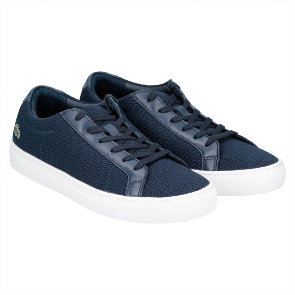fc25541f3 Lacoste L.12.12 Bl 2 Caw Fashion Sneakers for Women - Blue Price in ...
