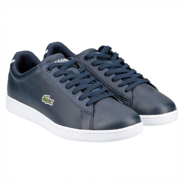 2a8dfbe38 سعر Lacoste Carnaby Evo Bl 1 Fashion Sneakers for Men - Blue فى ...