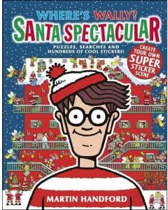 Where's Wally? Santa Spectacular by Martin Handford - Paperback