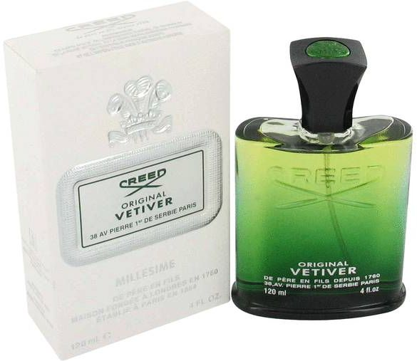 Original Vetiver By Creed For Unisex Eau De Parfum 120 Ml Souq