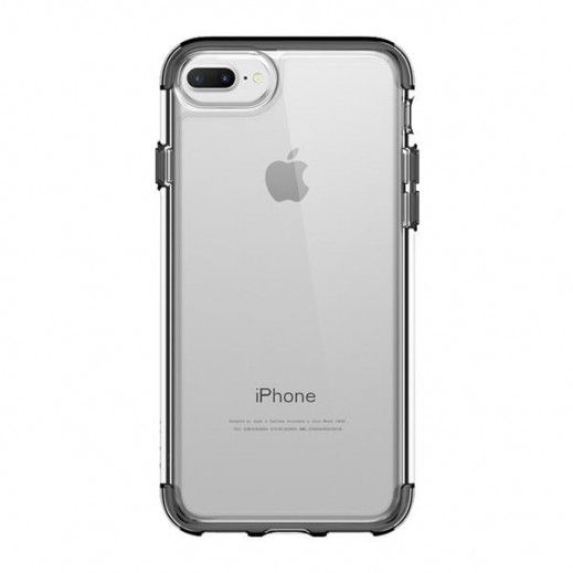various colors 3f64e 7102c Anker Slimshell iPhone 7 Plus Protection Cover - Black , A7051111