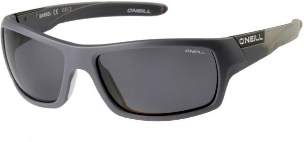 232e224ba0a8 O'Neill Barrel Men's Polarized Sunglasses - Matte Grey/Solid Smoke -  ONBARREL-108p