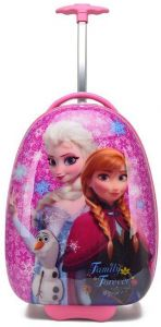 2843b88c2364 Frozen Princess Elsa and Anna Barbie Lovely Cute School Bag for 3 - 8 Ages  Kids Children Girls Backpack Trolley Bags