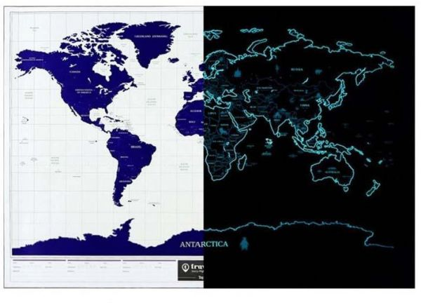 Souq scratch off your footprint travel life starry noctilucent scratch off your footprint travel life starry noctilucent night map world edition gumiabroncs Images