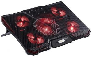 """Laptop Notebook Cooling Fan USB Cooler Pad Computer Stand For 15.6/"""" 17/"""" Gaming"""