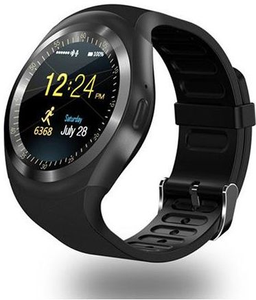 01f98d165bd76 Y1 Smart Watch Rubber Band For Android