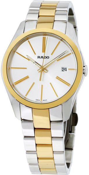 f902a368d3b Rado Men s Watch   Buy RADO Men s Black Stainless Steel Band Watch ...
