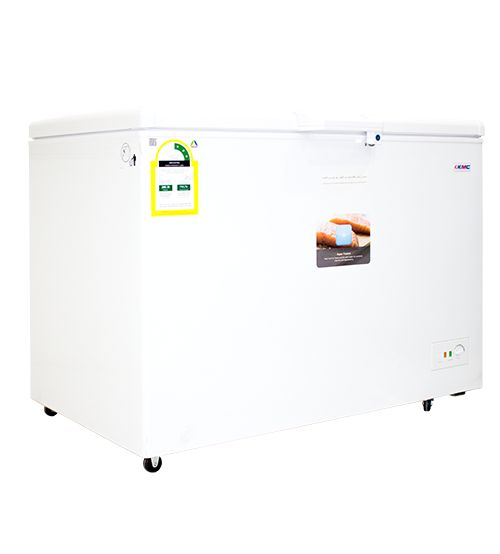 KMC Freezer 10 9 cu ft , White , KMCF-316H Price in Saudi