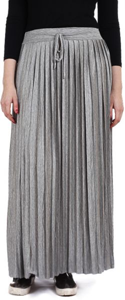 Veil Pleated Skirt For Women