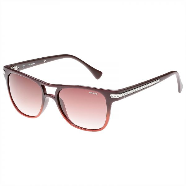5fc9de6b2 Police Wayfarer Men's Sunglasses - S1801-AGUM - 54-18-135mm. 170.28. ريال  سعودي