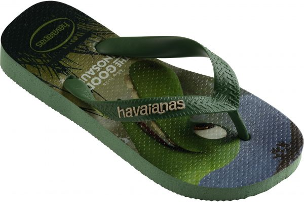 bf6c1fd28e357b Havaianas Green Flip Flops Slipper For Unisex