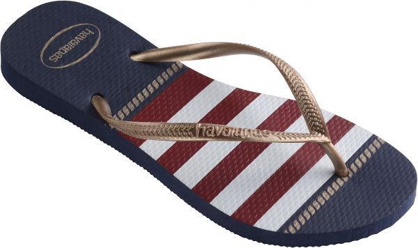 64cc5b6810d94 Havaianas Gold Flip Flops Slipper For Women