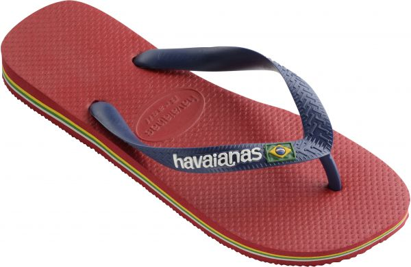 6940bac31f093 Havaianas Red Flip Flops Slipper For Women