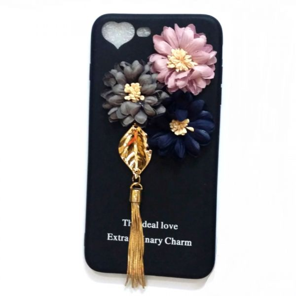 Cover for iPhone 7 plus Women - Flowers