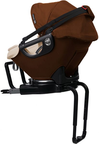 Orbit Baby Infant Car Seat and Isofix Base Group, Mocha | Baby Gears ...