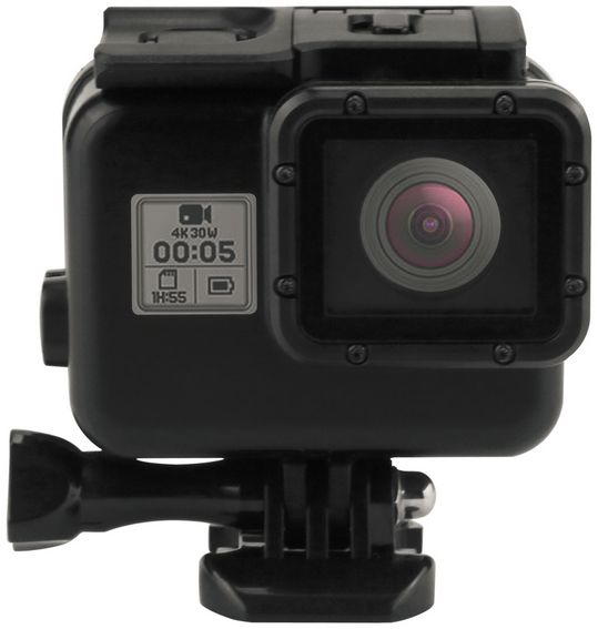 Shoot 45m Waterproof Case For Gopro Hero 5 Black Edition Protective Housing Cover For Go Pro Hero5 Accessories Souq Uae