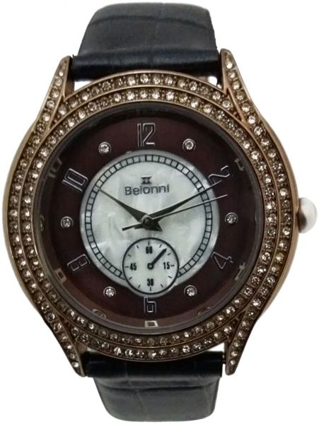 Belonni Watch For Women Leather B2029lcw Watches Kanbkamcom