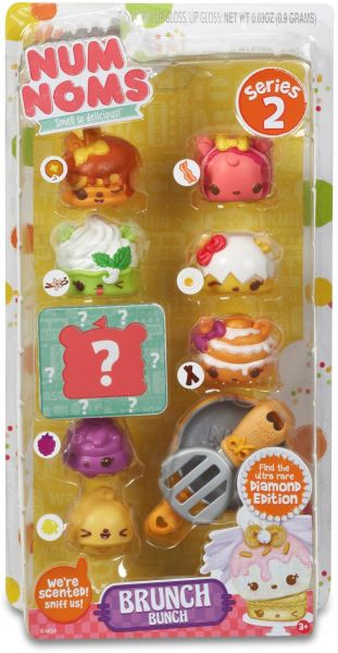 Num Noms Series 2 Scented Brunch Pack Toys Baby Accessories