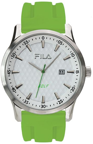 Buy fila sport watch for men rubber band 38 154 003 watches ksa souq for Fila watches
