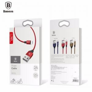 53f27770f18 Baseus Original 8pin USB Cable For Lightning Data Transfer Fast Charging  1.2mCable For iPhone 5 6 7 Plus iPad Quick Charger Cable1.2m