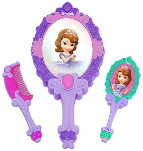 8460bc5783 Sofia The First 78416 Sofia The First Magic Surprise Mirror and Brush Set