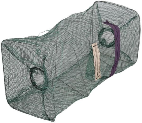 Small fishing nets with 2 holes tools equipments for Small fish net