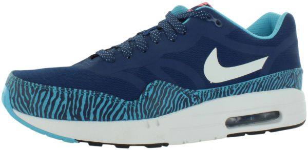 Nike Air Max 1 Prm Tape Running Shoes for Men, Brave Blue