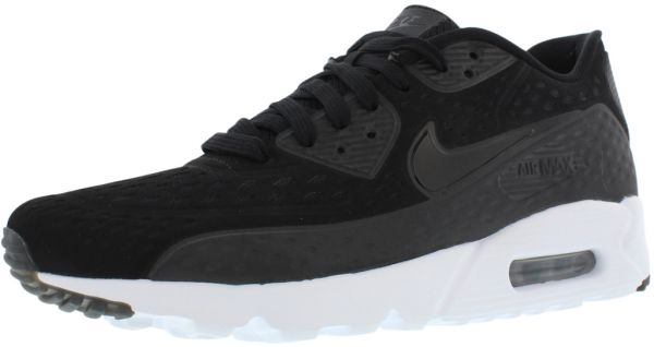 587b9856d78 Nike Air Max 90 Ultra Br Running Shoes for Men, Black/Drk Grey | KSA ...
