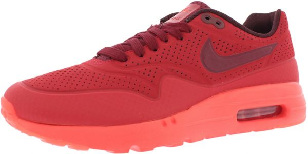sports shoes 7f351 a25e0 Nike Air Max 1 Ultra Moire Training Shoes for Men, Gym RedTeam RedUniversity  Red
