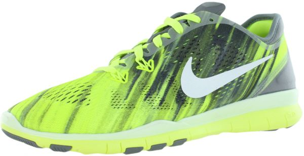 12a424624dba Nike Free 5.0 Tr Fit 5 Print Training Shoes for Women