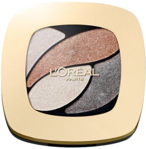 dd4d21f67c L'oreal Paris Color Riche Quadra Eyeshadow - E4 Marron Glace, 4.5 g