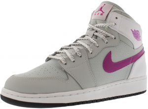 8bd38f9f0414 Nike Jordan 1 High Basketball Shoes for Girls
