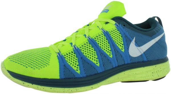 c114167d144 Nike Flyknit Lunar 2 Running Shoes for Men