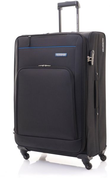 buy american tourister brook 55cm cabin size black
